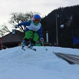 Slalom parallèle au Sternenhang