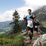 12ème Glacier 3000 run