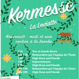 Kermesse La LevratteKERMESSE LA LEVRATTE