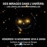 Des mirages dans l'Univers