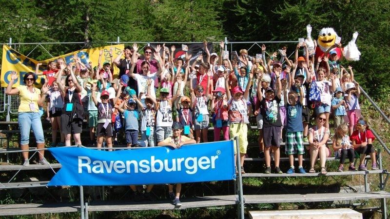 Fête des enfants Ravensburger