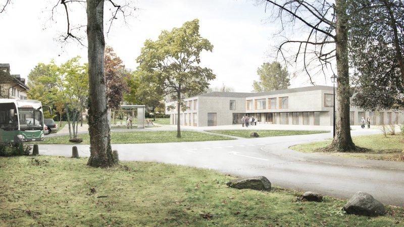 A Echichens, la Fondation Silo crée une structure inédite pour les seniors