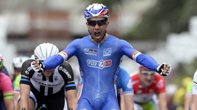 Cyclisme - Tour d'Espagne: Bouhanni gagne la 6e étape au sprint