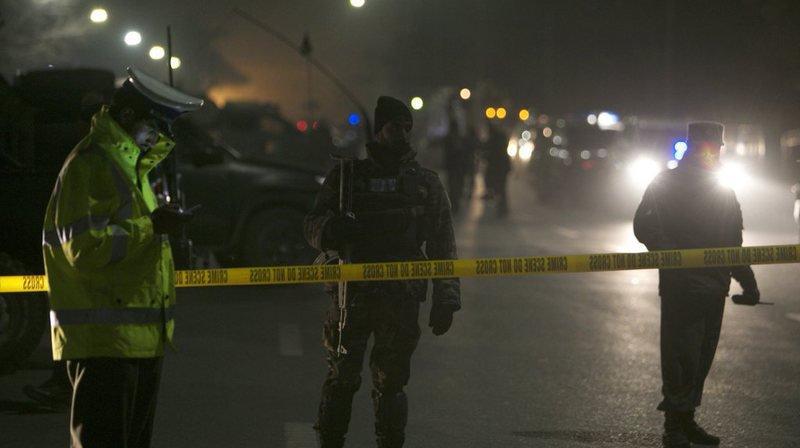 Afghanistan: une mine sous un bus de passagers fait 11 morts