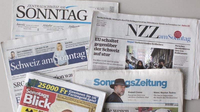 Revue de presse: faux passeports et disparités dans les heures de cours au gymnase au menu des journaux de ce dimanche