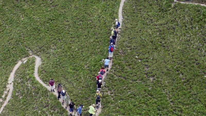 Nidwald: chute mortelle d'un randonneur au Stanserhorn