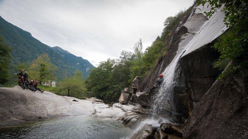 Canyoning: en Corse du Sud, une crue causée par de violents orages fait cinq morts