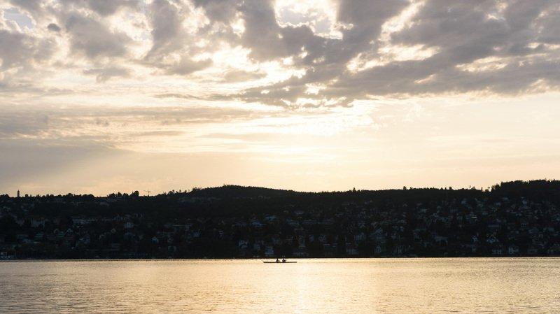 La Société Suisse de Sauvetage (SSS) met régulièrement en garde contre les risques de baignades en rivières et dans les lacs. (illustration)