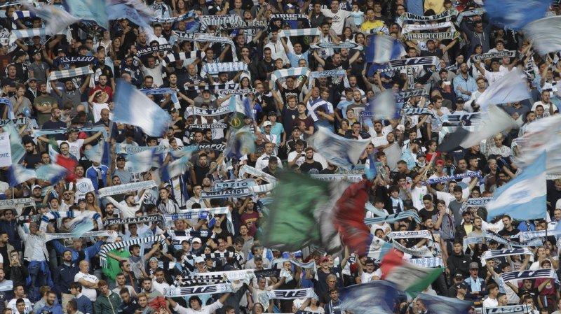 Football: des supporters de la Lazio ne veulent pas de femmes aux premiers rangs