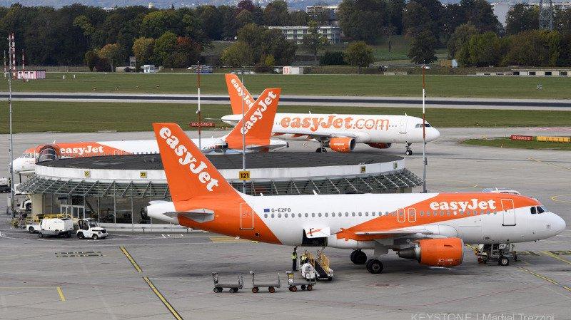 Transport aérien: Easyjet ouvre deux nouvelles liaisons depuis Genève et Bâle vers Varsovie et Rennes