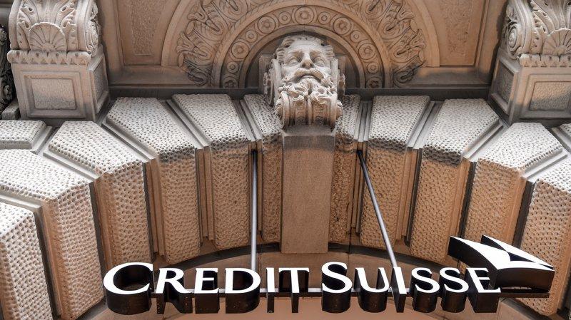 Crédit Suisse montre un bénéfice de 647 millions.