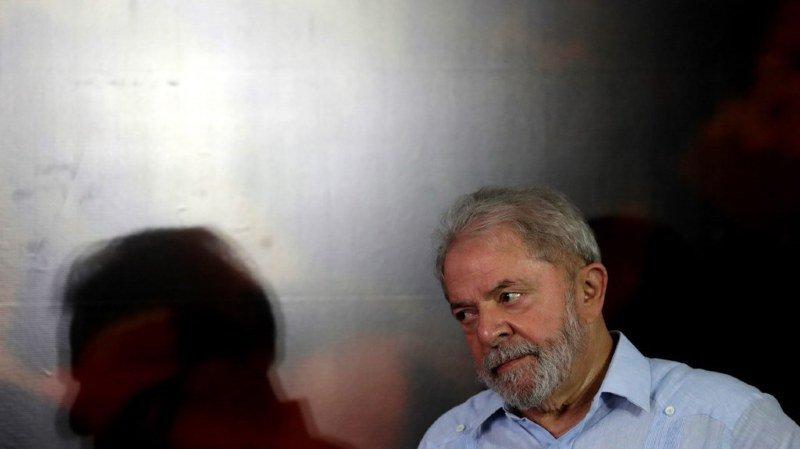 La candidature de l'icône de la gauche brésilienne risque fort d'être invalidée dans les jours qui viennent par le Tribunal supérieur électoral (archives).