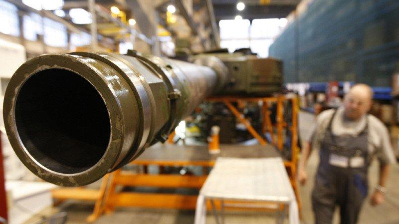 Jusqu'ici, la Suisse ne pouvait pas exporter d'armes dans des pays en conflit interne.