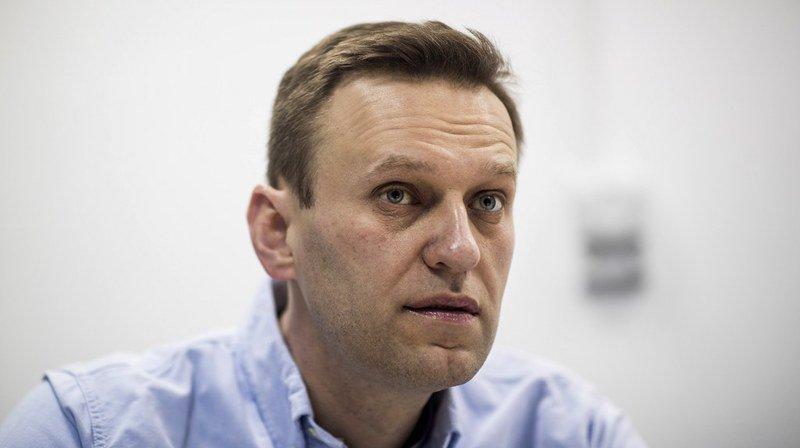 Alexeï Navalny a été interpellé devant son domicile à Moscou et conduit dans un commissariat de la capitale. (Illustration)