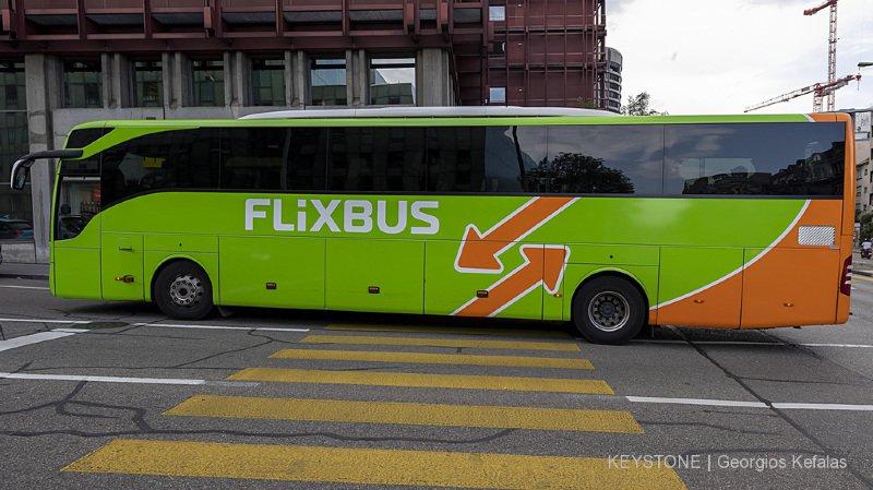 Flixbus devrait transporter cette année 500'000 personnes de plus qu'en 2017.