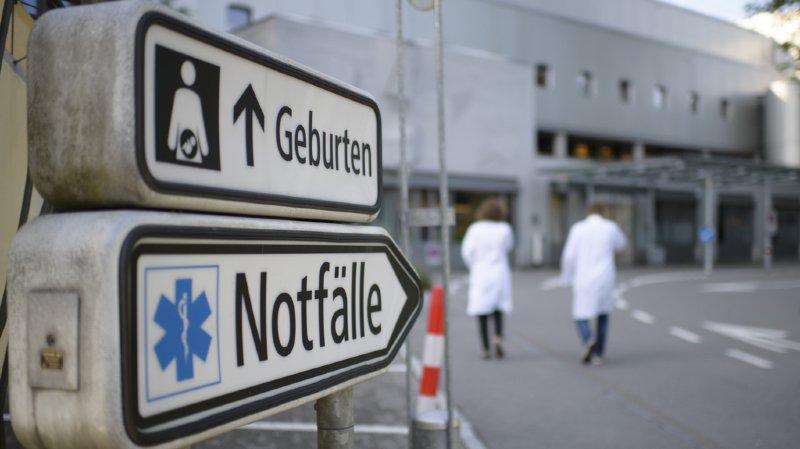 Santé: en 2016, 14% des Suisses se sont rendus aux urgences hospitalières