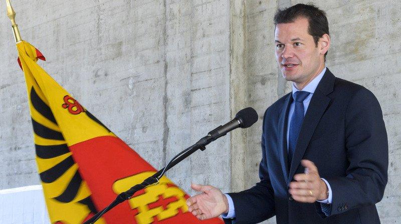 Genève: une dénonciation pénale ajoute au trouble suscité par l'affaire Maudet