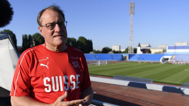 Football: les joueurs et le staff de l'équipe suisse se retrouvent pour la première fois depuis le Mondial