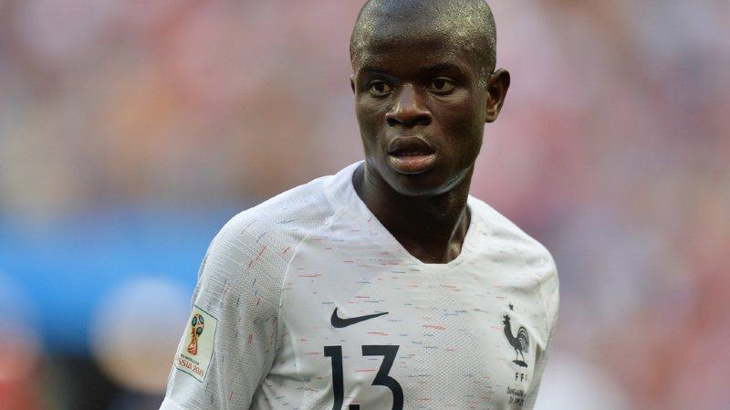 Football: Kanté se voit proposer une revalorisation par Chelsea