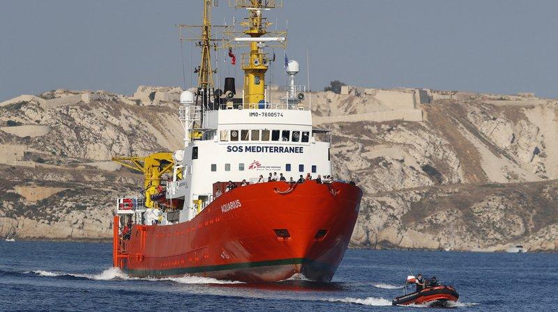 Le navire humanitaire Aquarius effectuera des missions de secours sans attendre d'ordres des garde-côtes et ne reconduira pas de migrants en Libye.