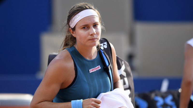 Tennis - US Open: Stefanie Vögele dominée 6-0 6-0 au premier tour