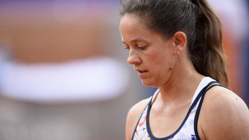 Tennis: l'ancienne championne de Suisse Patty Schnyder s'incline lors des interclubs