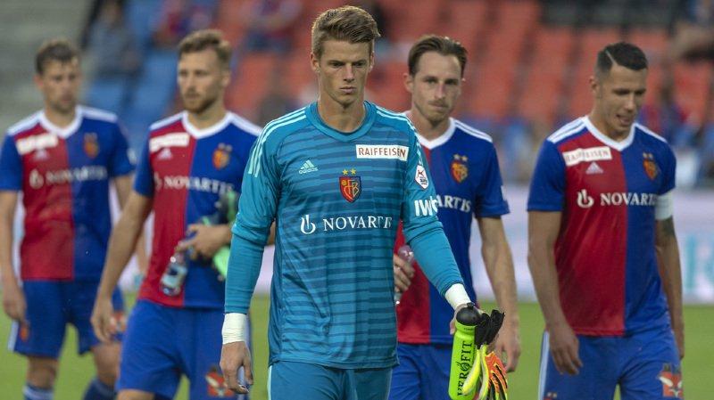 Football: le FC Bâle s'incline face au PAOK Salonique et ne poursuivra pas la Ligue des champions