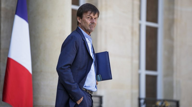 La démission de Nicolas Hulot du ministère de la Transition écologique est une mauvaise nouvelle pour la France aux yeux de 55% des Français.
