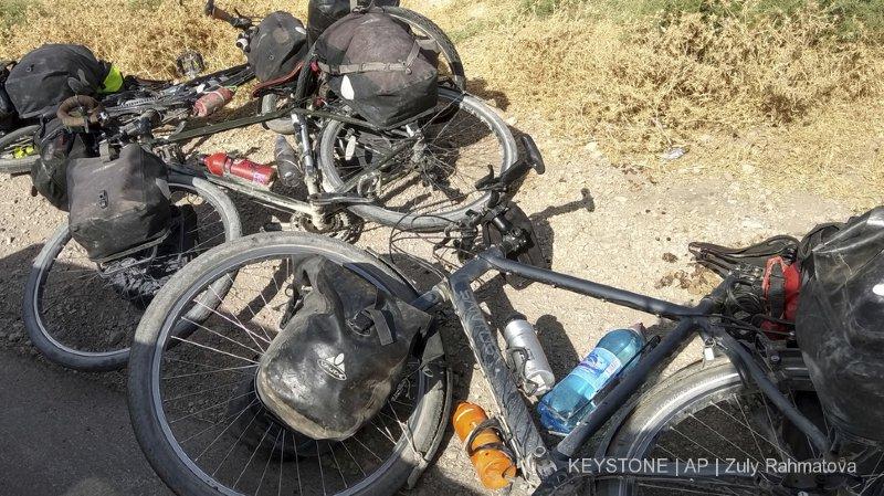 Cycliste suisse tué: le Tadjikistan reconnaît une attaque terroriste, mais pas de l'Etat islamique