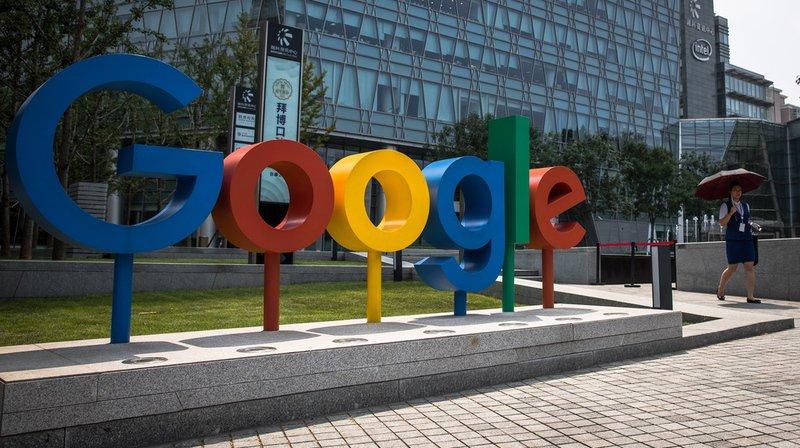 """Google dément toute """"manipulation politique"""" du moteur de recherche en réponse aux accusations de Trump"""
