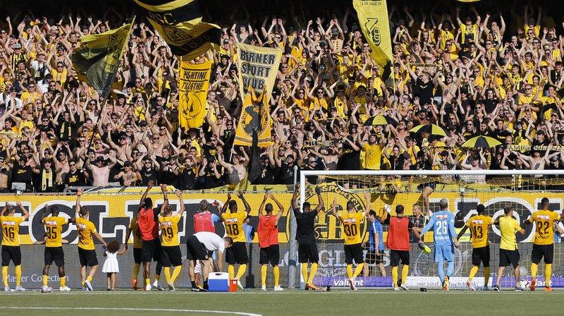 Football - Ligue des champions: Young Boys affrontera Zagreb ou Astana en barrage