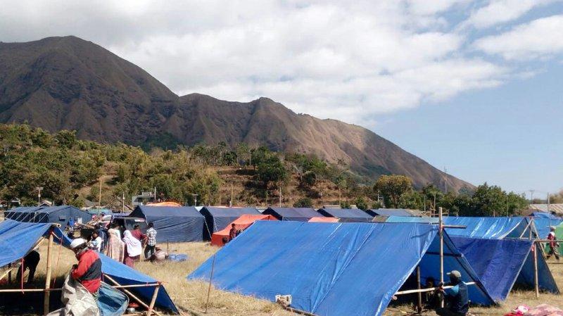 Indonésie: 12000 touristes en cours d'évacuation après le séisme