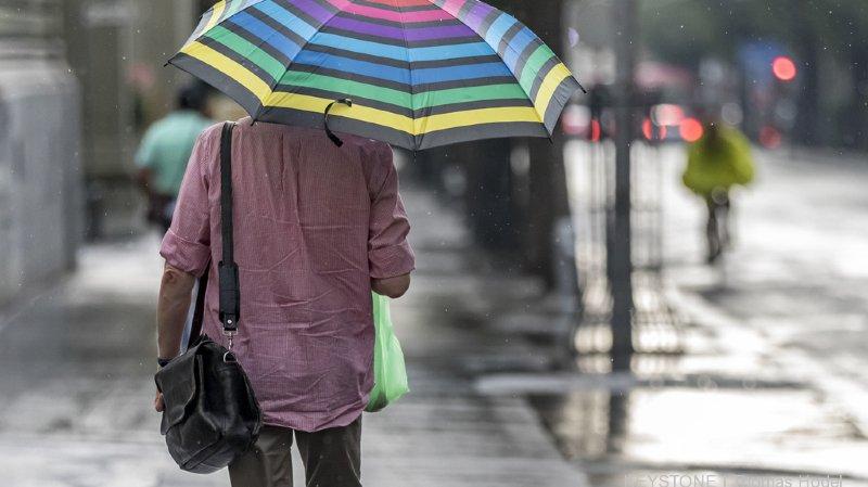Les précipitations ne devraient pas être très importantes, mais l'air se rafraîchira assez nettement, avec 6 à 8 degrés de moins.