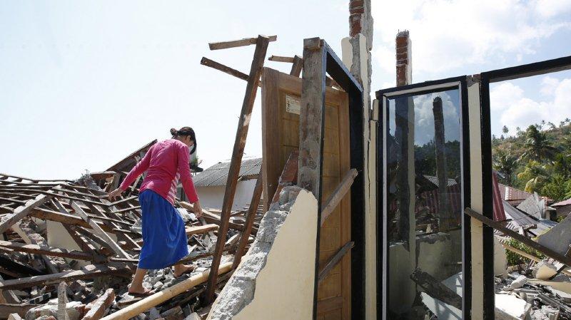 Indonésie: le bilan du séisme de Lombok dépasse les 430 morts