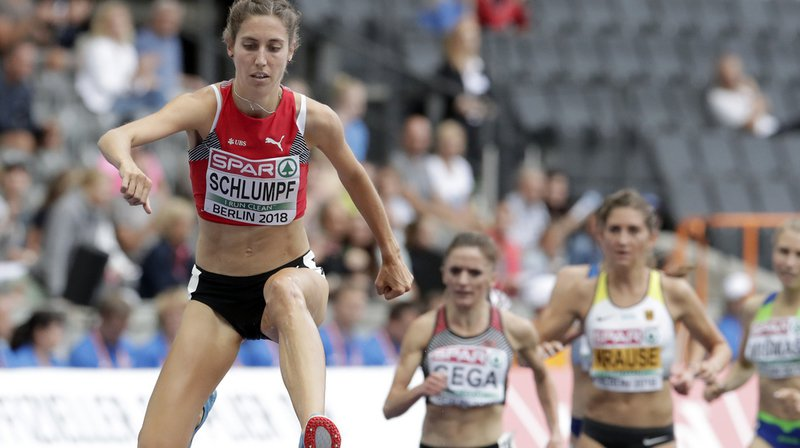 Européens de Berlin: FabienneSchlumpfpeut rêver de podium sur 3000 m steeple