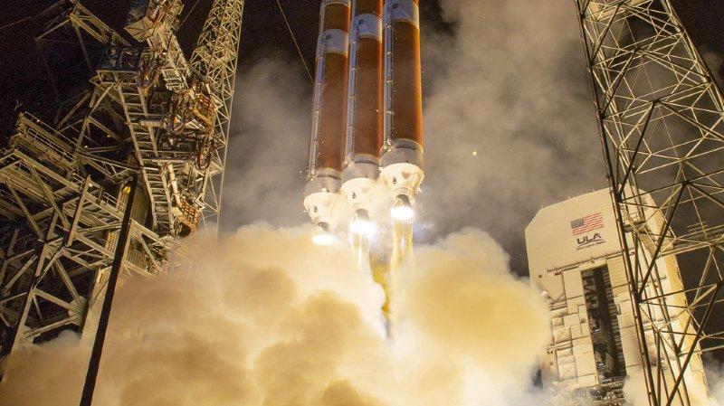 Espace: la sonde Parker a décollé pour une exploration inédite du soleil