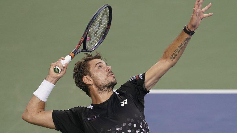 Tennis - Cincinnati: Stan Wawrinka s'impose au premier tour du Masters 1000