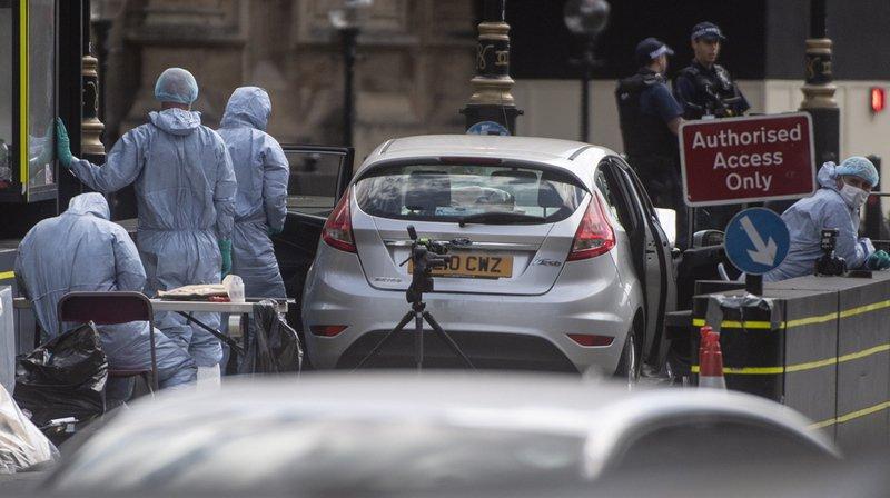 L'homme arrêté après l'attaque à la voiture-bélier commise mardi matin à Londres est un citoyen britannique d'origine soudanaise.