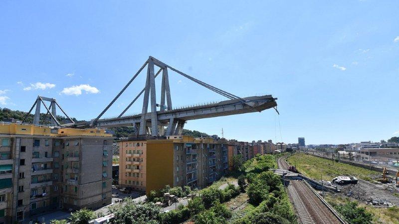 Italie: le pays entre état de choc et colère après la catastrophe de Gênes