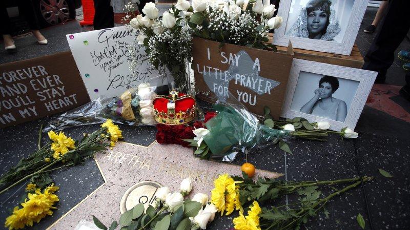 Les funérailles d'Aretha Franklin auront lieu le 31 août