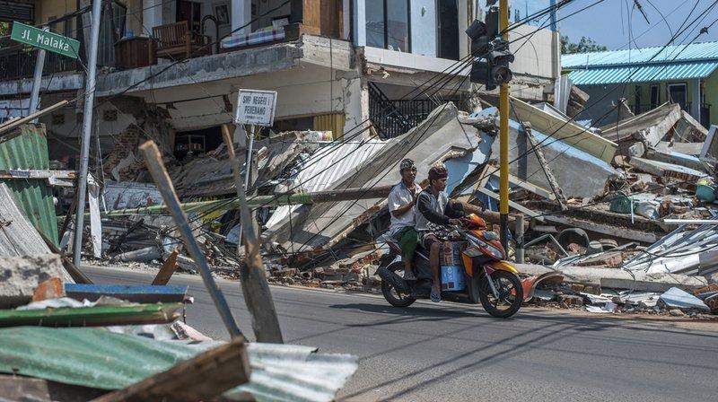 Indonésie: plusieurs nouveaux séismes frappent l'île de Lombok, au moins 10 morts