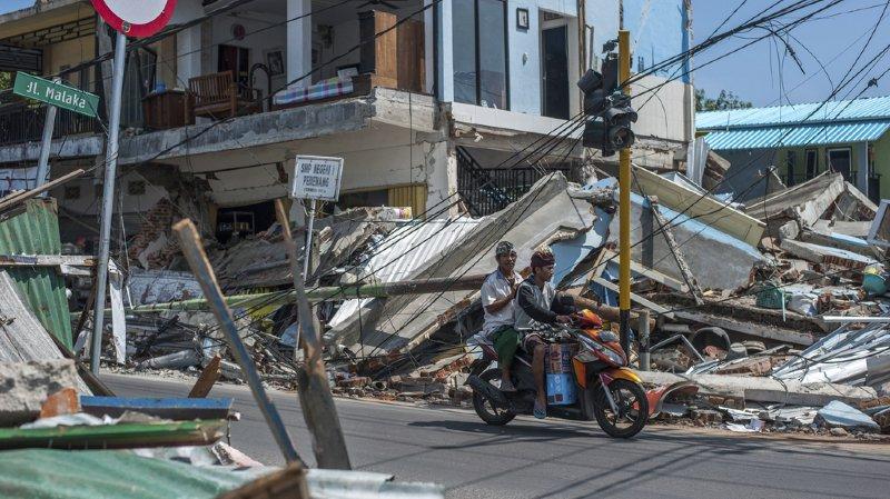 Scènes de panique en Indonésie: l'île de Lombok à nouveau secouée par un séisme de 6,3