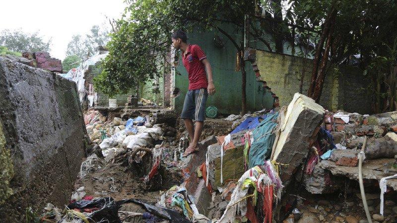 Plus de 1200 victimes de la mousson dans le sous-continent indien