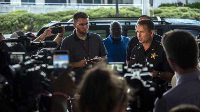 Il s'agit de la troisième fusillade de masse à frapper la Floride au cours des deux dernières années.