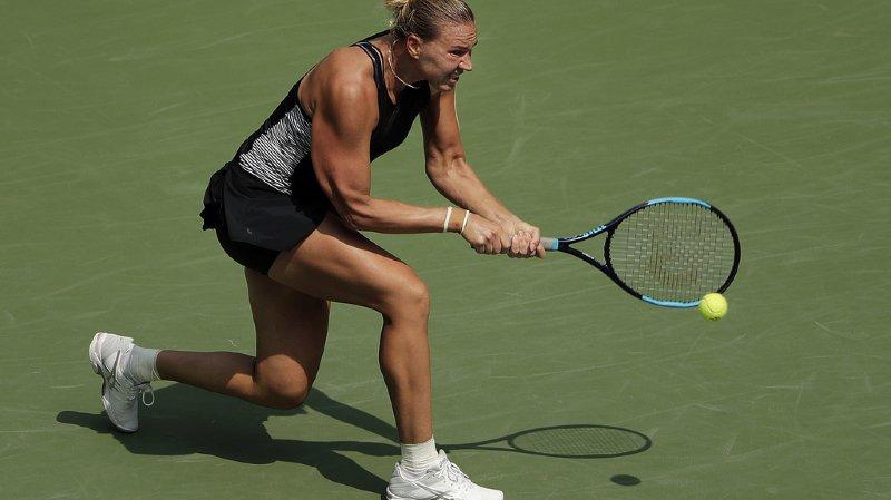 Tennis – US Open: Simona Halep tombe d'entrée, Williams et Nadal filent au deuxième tour