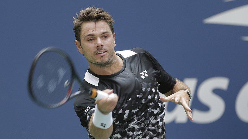 Sur le central, le Vaudois n'a pas tremblé face à Dimitrov pour son entrée en lice à l'US Open.