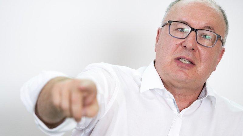 Union syndicale suisse: le Conseiller d'Etat Pierre-Yves Maillard sera le candidat d'Unia à la présidence