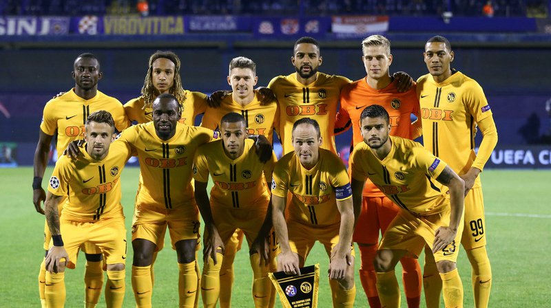 Football - Ligue des champions: Young Boys avec la Juventus, Manchester United et Valence en phase de groupes