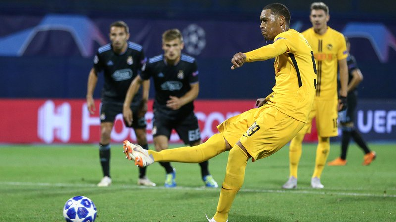 Football – Ligue des champions: Young Boys bat le Dinamo Zagreb et s'offre une première qualification pour la phase de poules