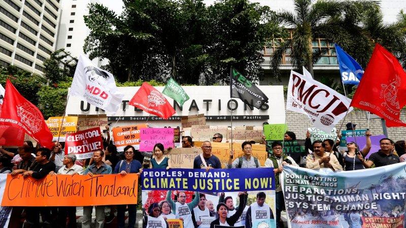 Négociations à Bangkok avant la COP24